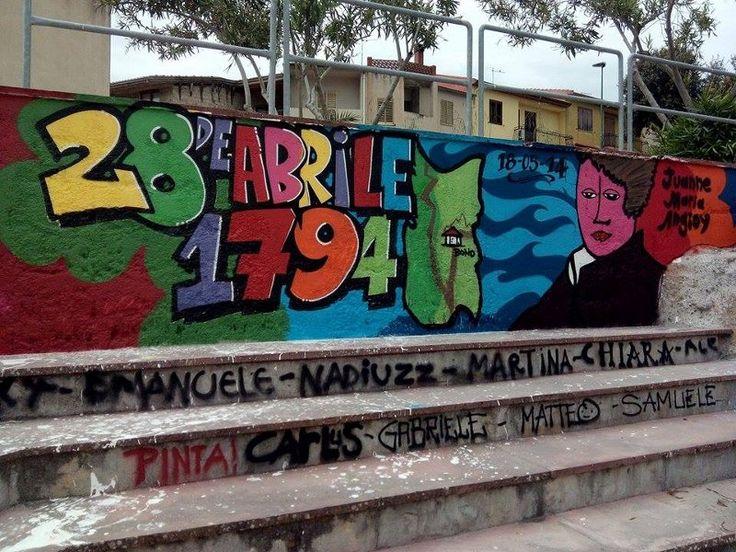 murale - Banari