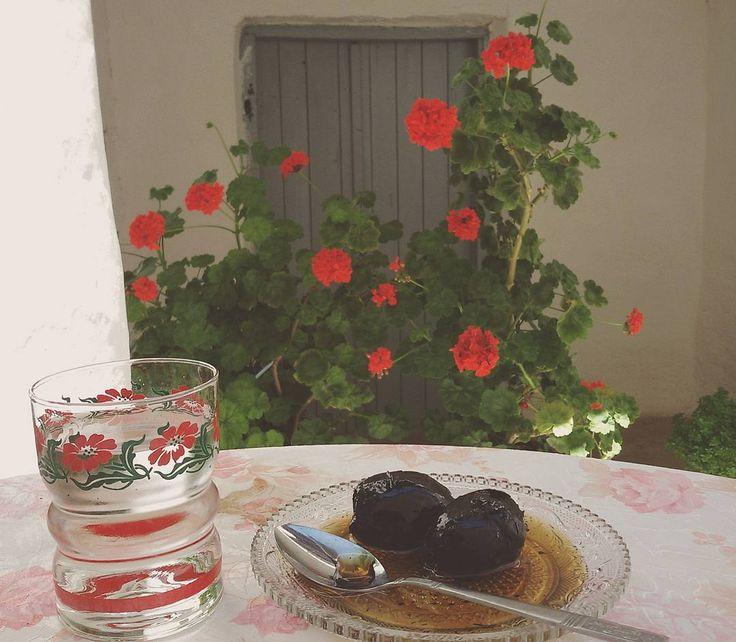 #village#greek summer holidays Λίνα (@evaggelina)