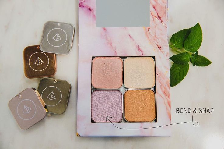 """How cute is our mini palette?!? If you want to try some new eyeshadows this is the way to go!! And check out the new """"Bend and Snap"""" �������� PM me to order or go to www.maskcarabeauty.com/jessicalynn  http://ameritrustshield.com/ipost/1540933576723605778/?code=BVifux_FSkS"""