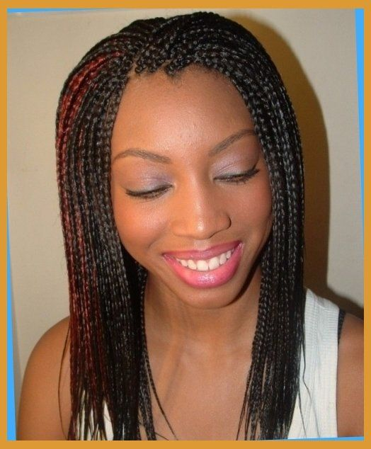 Black Braid Hairstyles black women amazing yarn braids hairstyles blackhairlabcom Image Result For Braided Mohawks For African American Women African Braids Hairstyleshairstyle Braidblack