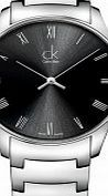 Calvin Klein Mens Classic Black Silver Watch The Mens Classic Black Silver Watch K4D2114Y from Calvin Klein is a great example of why the Calvin Klein range has become so popular. Suitable for most occasions/pursuits and great value for money it http://www.comparestoreprices.co.uk/mens-watches/calvin-klein-mens-classic-black-silver-watch.asp