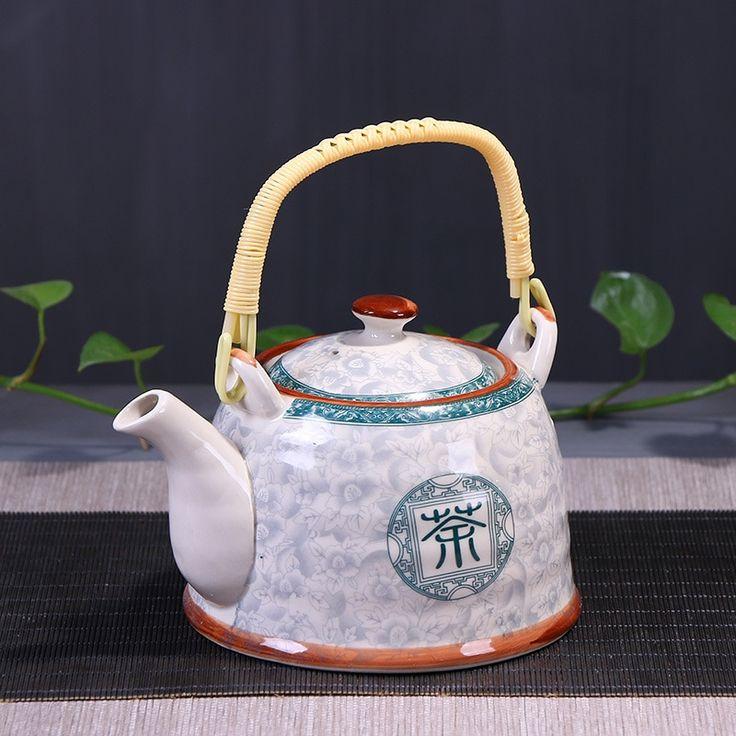 "Universe of goods Buy ""Family big teapot tea cup ceramic"