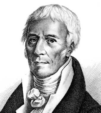 Jean-Baptiste de Lamarck.  Lamarck started his scientific career as a botanist, but in 1793 he became one of the founding professors of the Musee National d'Histoire Naturelle as an expert on invertebrates. His work on classifying worms, spiders, molluscs, and other boneless creatures was far ahead of his time.