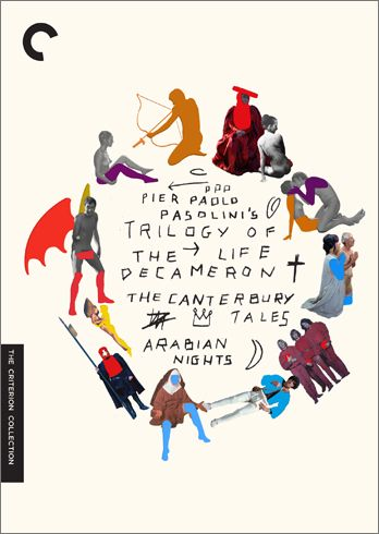 Trilogy of Life - The Criterion Collection