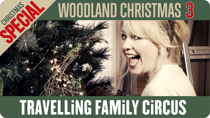 Jules takes us through part three of our Woodland Christmas tree decorating event. Unexpectedly, we are interrupted by a freaky, never before experienced encounter with nature; both incredible, and pretty special.