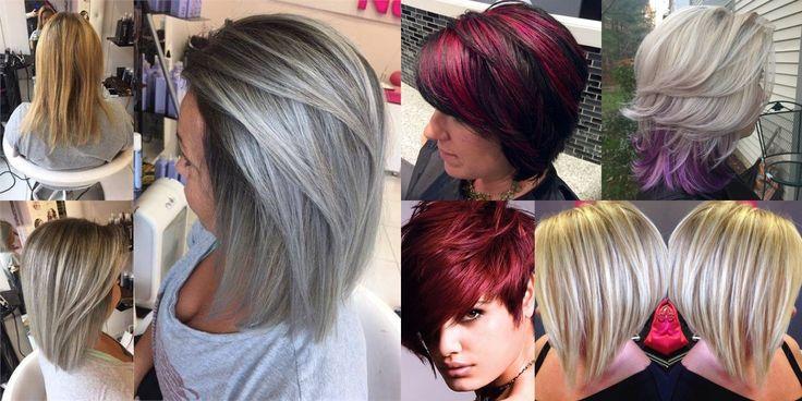 20 stili di capelli con riflessi colorati per donne giovani e meno giovani! ,     Se siete alla ricerca di un ottimo stile di capelli per poter cercare di evidenziare al meglio la vostra chioma, ma non avete ancora scelto che co...