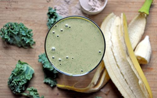 protein packed smoothie