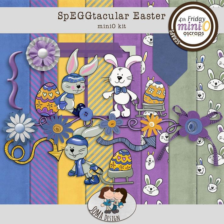 SoMa Design's SpEGGtacular Easter mini is available at Oscraps: http://www.oscraps.com/shop/SoMa-SpEGGtacular-Easter-MiniO-kit.html