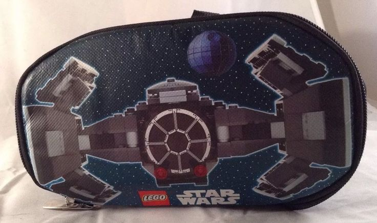 Lego Star Wars ZIPBIN Storage Toy Case Tote Carry Tie Fighter Design | Toys & Hobbies, Building Toys, LEGO | eBay!
