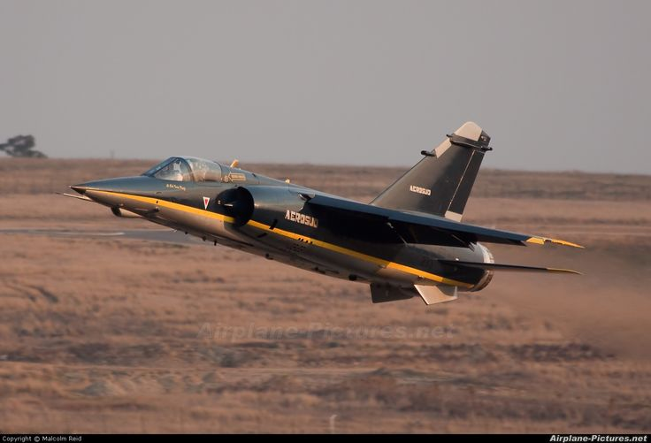 South African Air Force Dassault Mirage