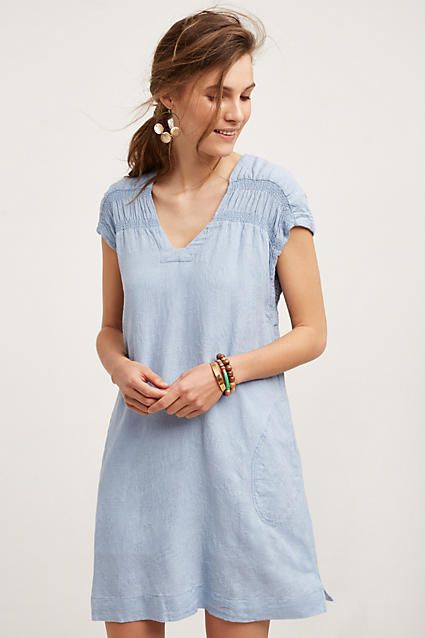 Paz Tunic Dress - anthropologie.com