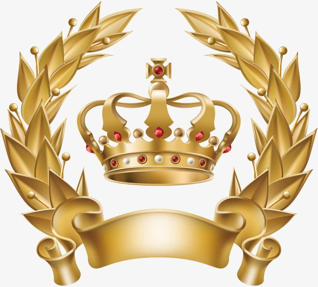 Crown Column Of Golden Wheat Crown Pictures Logo Design Art Lettering Styles