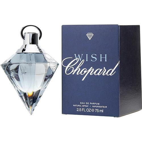 WISH by Chopard EAU DE PARFUM SPRAY 2.5 OZ
