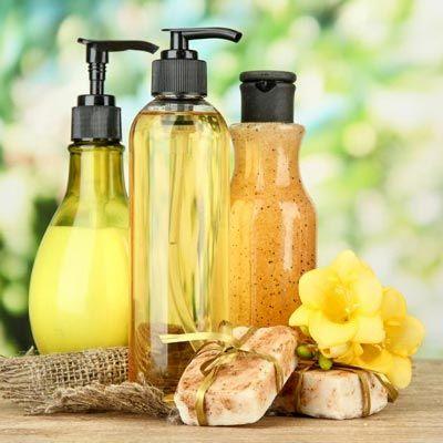 Duschgel selber machen - Duschgel Rezept für Vanille Duschgel