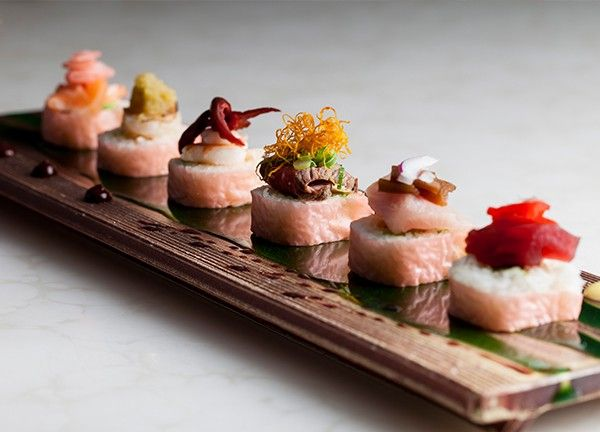 Only at SUSHISAMBA will you find a unique blend of Japanese, Brazilian and Peruvian culture and cuisine.