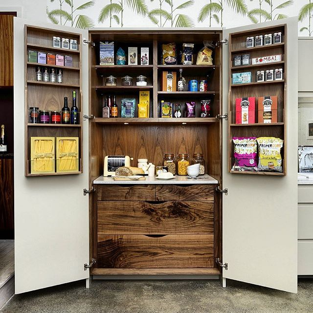 Storage just got more stylish with The Ladbroke Larder from Cue & Co of…
