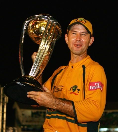 December 19th, 1974. A modern day legend Ricky Ponting was born. 3 World Cups, 100 Test Wins, 2nd Highest run scorer in tests. Enough Said !!