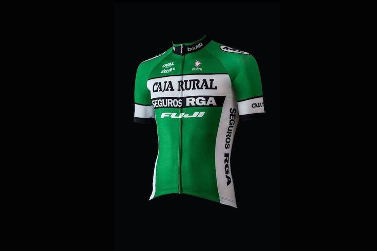 Les couleurs du peloton 2017 (2) - Suite de la présentation des maillots 2017 avec Aqua Blue Sport, Bardiani-CSF, Bora-Hansgrohe, Caja Rural-Seguros RGA et Cofidis.  - (Vélo 101)