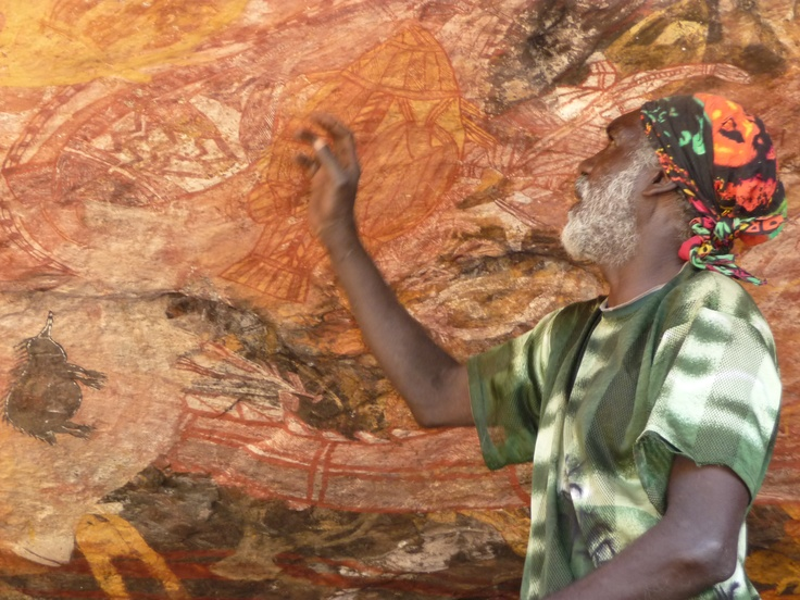 When travellers visit the outback areas of Australia's Northern Territory, one of the highlights is viewing the ancient Aboriginal art galleries deep in the heart of Arnhem Land near Kakadu. Some of these wall and cave paintings are believed to be over 10 000 years old!