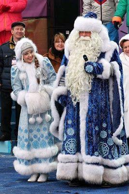 You May Be Wandering: La Befana, Mikulas, Jultomte, Ded Moroz...Who Will Bring Your Gifts this Holiday Season?
