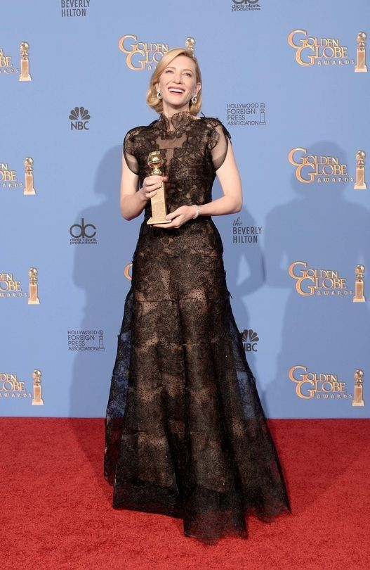 Cate Blanchett's best red carpet looks of all time - Vogue Australia