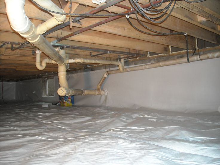 12 Best Crawl Space Insulation Images On Pinterest Crawl
