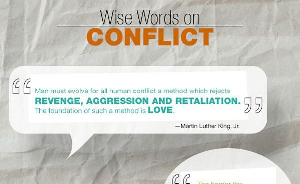 """""""Wise Words on Peace and Understanding: A Conflict Resolution Quotes Graphic"""" on Virtual Learning Connections http://www.connectionsacademy.com/blog/posts/2013-10-25/Wise-Words-on-Peace-and-Understanding-A-Conflict-Resolution-Quotes-Graphic.aspx #bullyingprevention #peacequotes"""