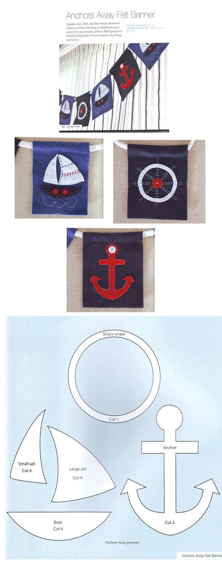 banderola marinera