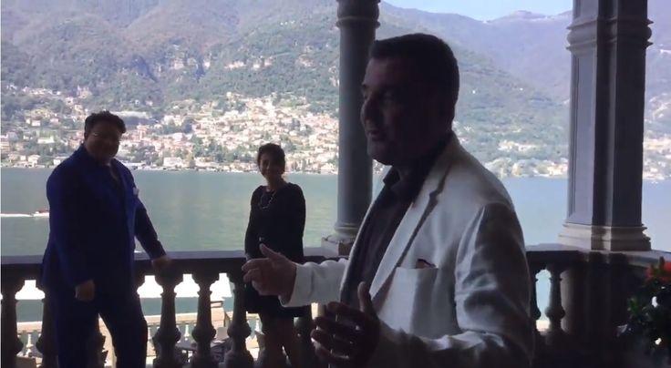 Miriana Verga, Direttore Sales & Marketing di CastaDiva Resort & Spa ci racconta il lusso tutto italiano sul lago di Como. https://lnkd.in/es9u274 #affaritaliani.it #Andrea #Radic #lagodicomo #Italia