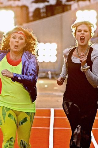 ABSOLUTELY FABULOUS duo Eddy and Patsy are embracing Olympic fever with a special episode celebrating the London 2012 Games, due to air on Monday July 23. The pair will be joined by Stella McCartney, Dame Kelly Holmes and Dame Tanni Grey Thompson.