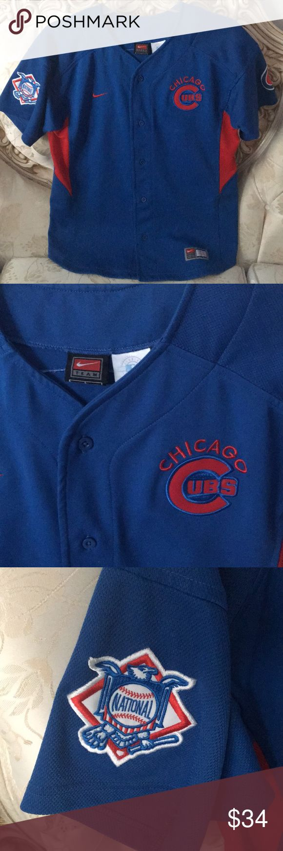 SAMMY SOSA CHICAGO CUBS JERSEY Beautiful, vintage! Nike Other