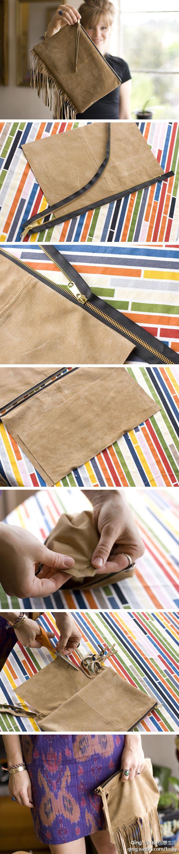 DIY Handbag,  Go To www.likegossip.com to get more Gossip News!