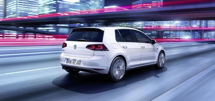Golf GTE Volkswagen tuning - http://autotras.com
