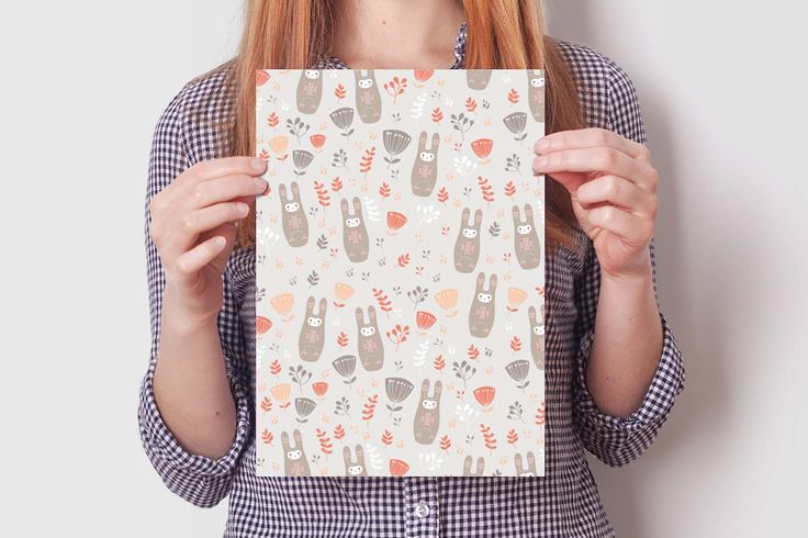 BUNNY rabbit print set #cute #bunny #rabbit #illustration #design #wallart #kidsroom #decoration #nursery #print