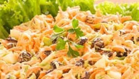 Salpicão de Frango | Acompanhamentos > Salpicão | Receitas Gshow