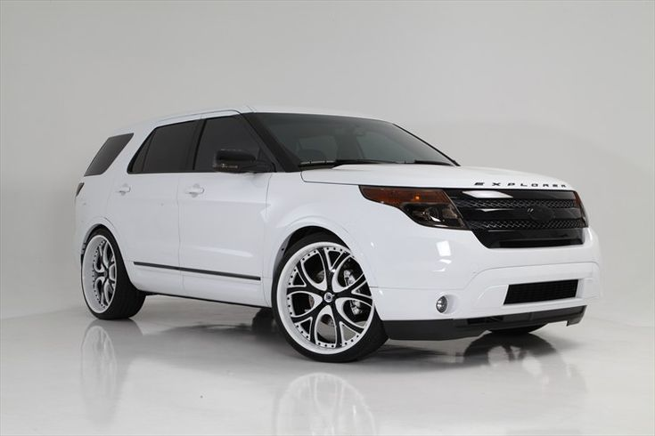 Check out the latest KG Custom's 2014 Ford Explorer photos at CarDomain