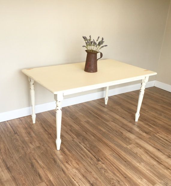 17 Best Ideas About Distressed Kitchen Tables On Pinterest