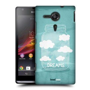 Amazon.com: Head Case Designs Jar Of Dreams Snap-on Back Case Cover For Sony Xperia Sp C5303: Cell Phones & Accessories
