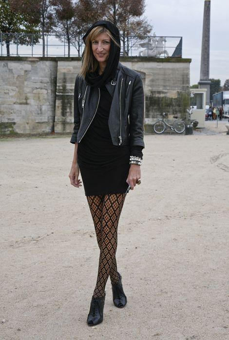Sarah Rutson in a Hood, Paris | Street Fashion | Street Peeper | Global Street Fashion and Street Style