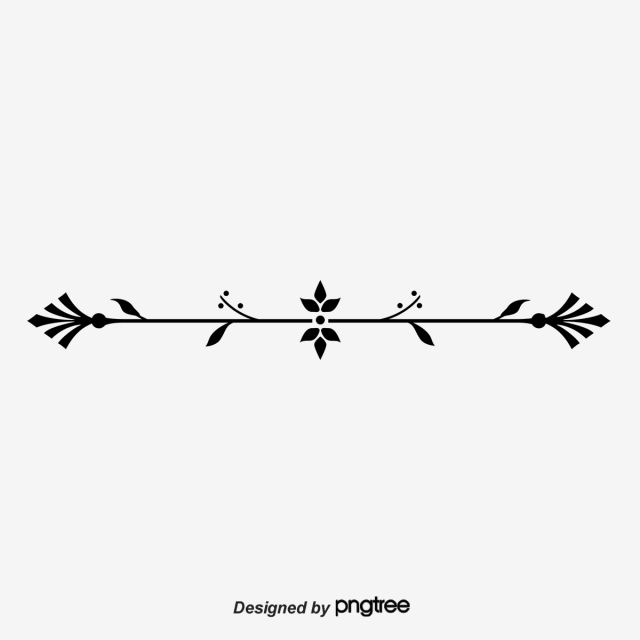 Decorative Lines Decoration Line Pattern Png Transparent Clipart Image And Psd File For Free Download Decorative Lines Clip Art Overlays Picsart