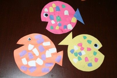 Construction Paper Crafts | Crafty Tuesday: Make ...