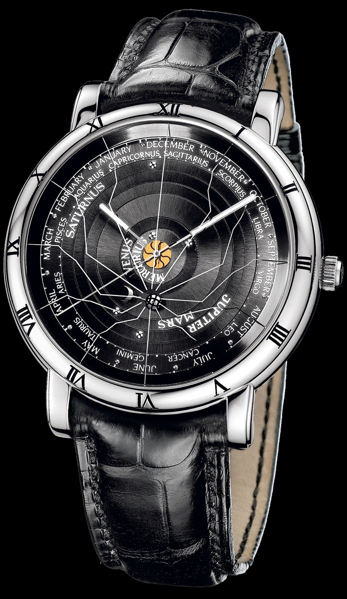 Ulysse Nardin, Trilogy - Planetarium Copernicus