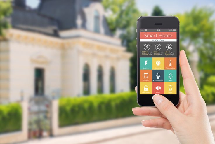 Smart Homes Are on the Rise in North America
