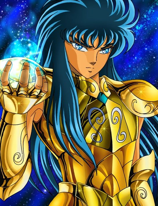 Saint Seiya - Gold Saint Aquarius no Camus