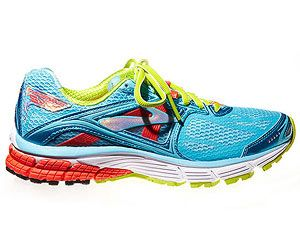 The Best Sneakers - Fitness Magazine: Best Stability Shoe (Brooks Ravenna)