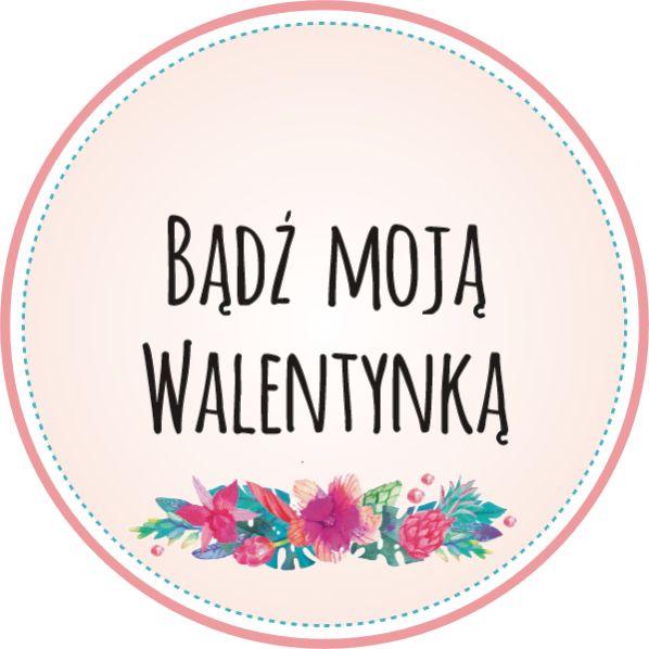 Walentynkowe etykietki do pobrania :)