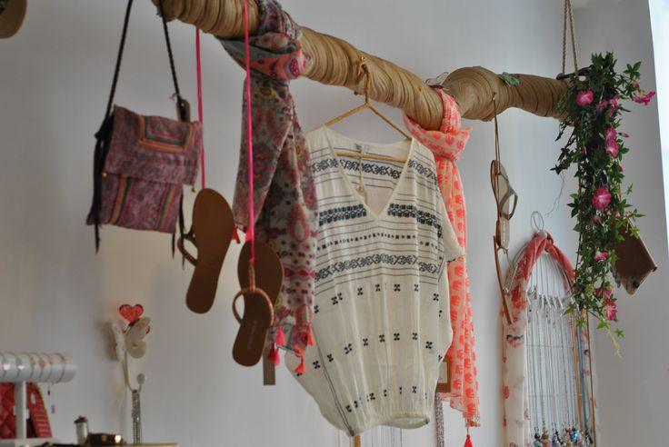 Ambiance estivale chez Box bazar - Juillet 2014