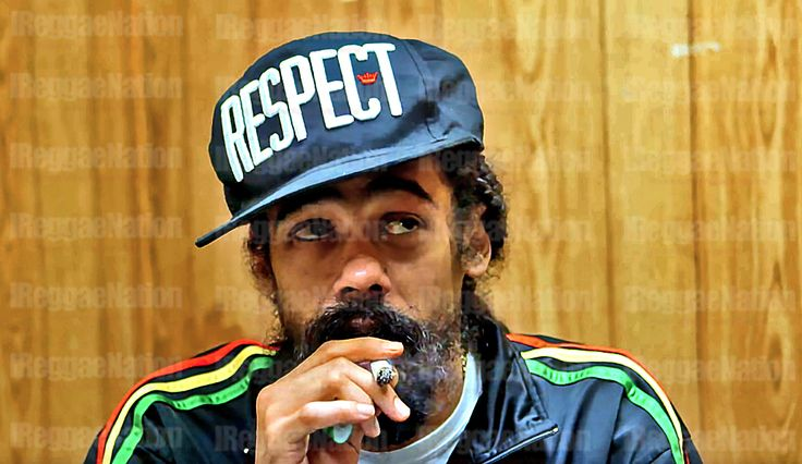 """Damian Marley: """"I'm really not a food junkie"""" (Backstage @ The Meadows Music Festival)"""