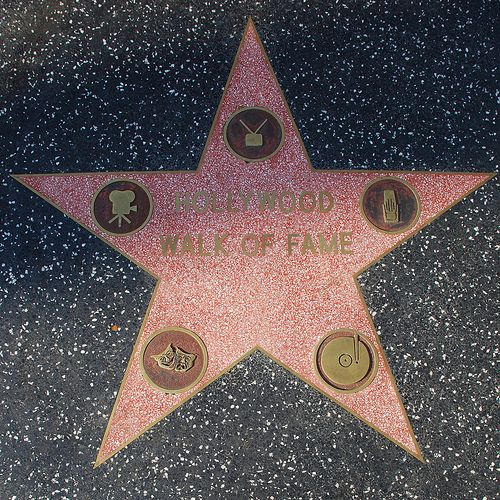 Stroll The Hollywood Walk of Fame