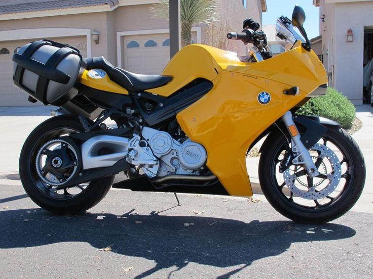 Nice custom BMW F800S